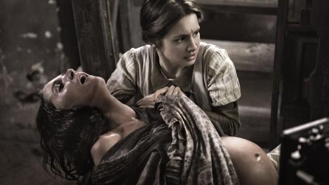 Bildgewaltiger Thriller: SAT.1-TV-Event 'Die Hebamme'