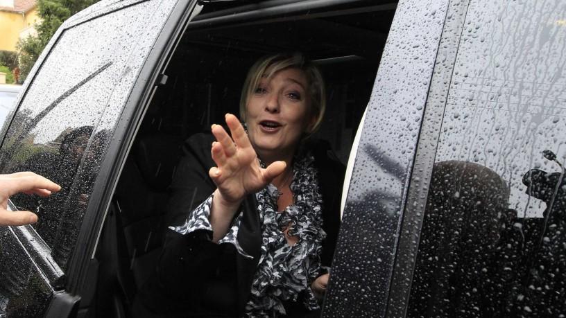 Le Pen erntet die braunen Früchte des Zorns