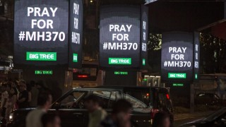 MH370 verschollen im Indischen Ozean