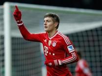 Toni Kroos FC Bayern Bundesliga