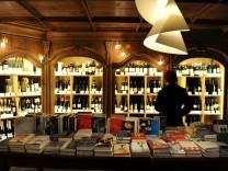 Buchhandlung 'Dichtung & Wahrheit' in München, 2010