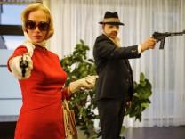 Kino, Banklady, Thriller, Banküberfall