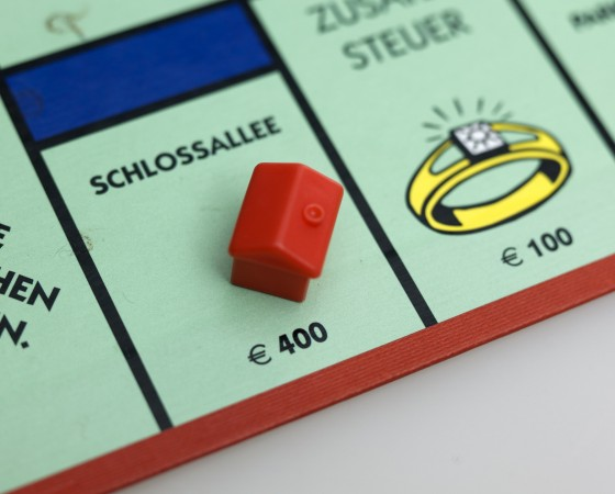 Monopoly-Spiel, 2011