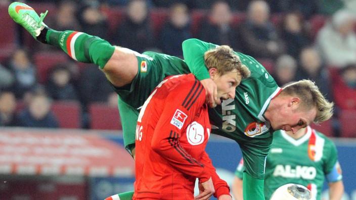 FC Augsburg - Bayer 04 Leverkusen 1:3