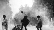Studentenrevolte in Paris 1968; AP