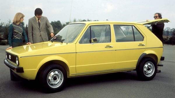 VW Golf I von 1974