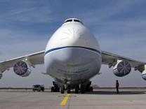 30 Jahre Antonow AN-124