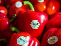 Bio-Paprika
