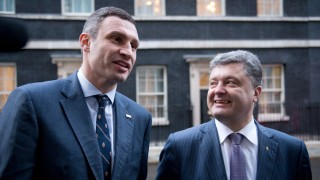 Ukraine im Umbruch Präsidentenwahlen in der Ukraine