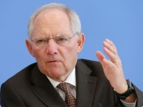 Schäuble kalte Progression