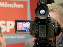 SPD Münchner OB-  Stichwahl