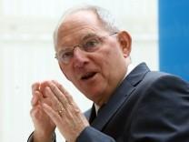 Schäuble Hitler-Vergleich