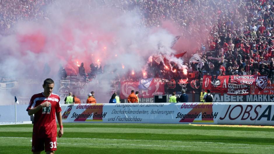 Karlsruher SC - 1. FC Kaiserlautern