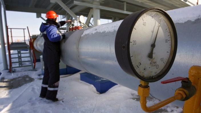 Gas aus Russland