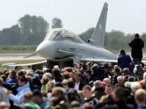 Eurofighter beim Jagdgeschwader 71