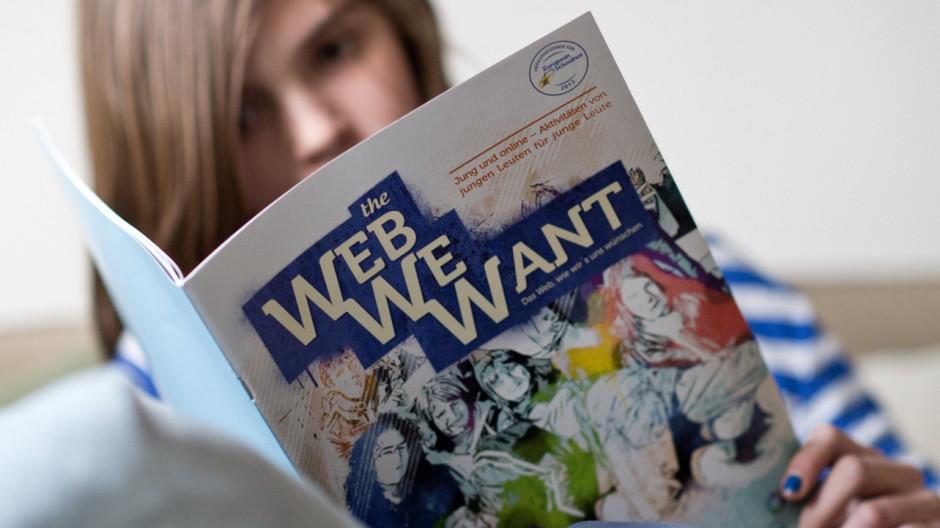 Internet-Leitfaden für Jugendliche