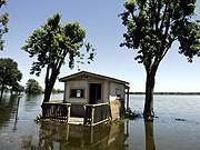 Klimawandel, Überschwemmung, Symbolbild, AP