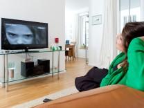 Fernsehen der Gegenwart.