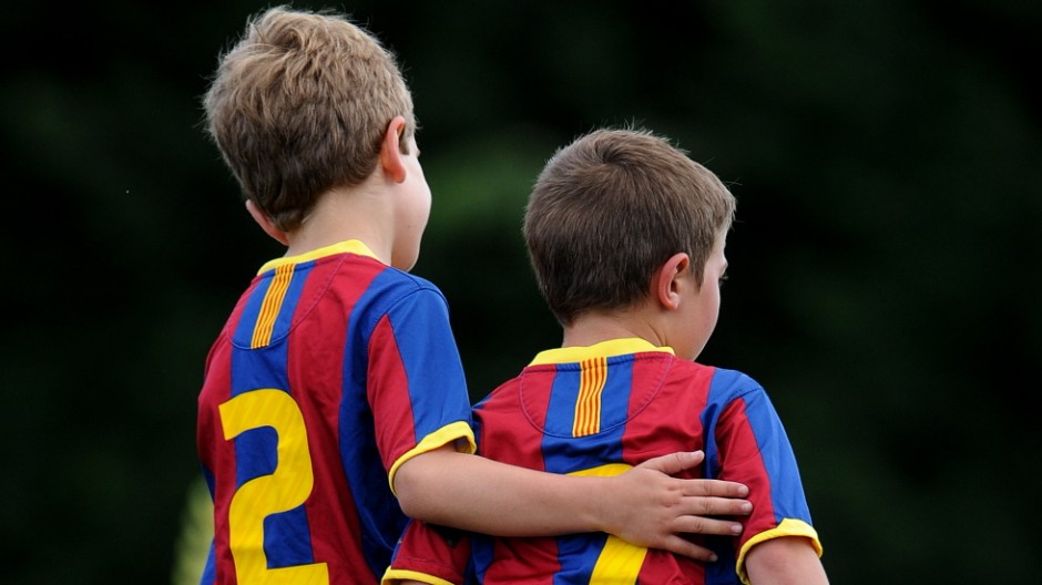FILE: FC Barcelona Receive Transfer Ban