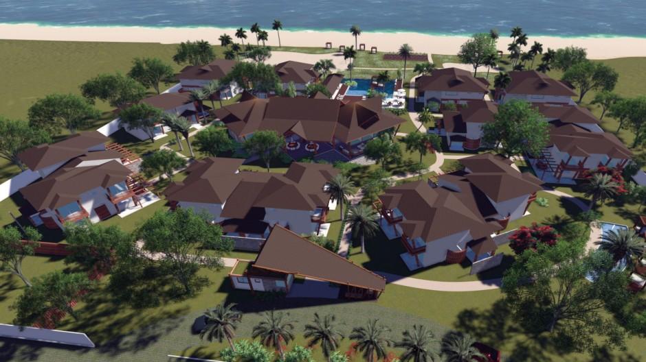 World Cup team housing facilities Campo Bahia