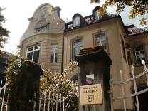 Burschenschaftshaus der Danubia in Bogenhausen, 2001