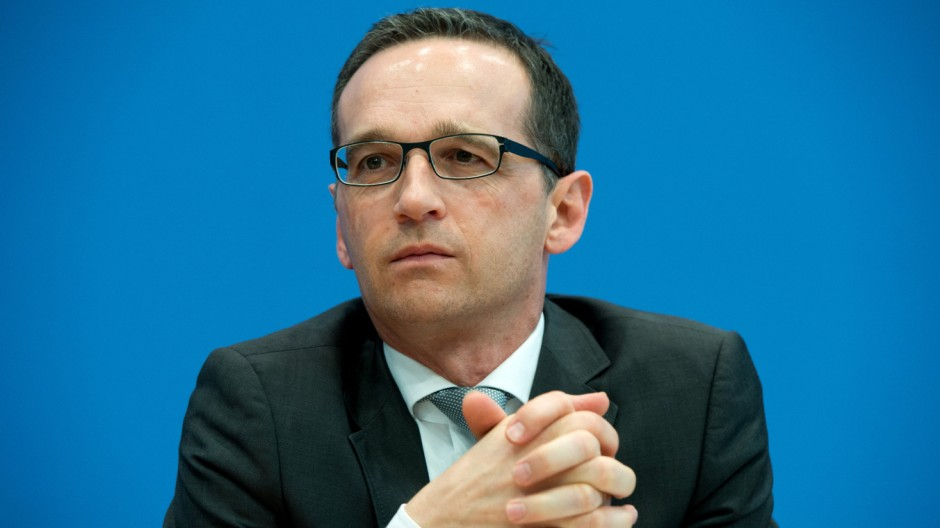 Heiko Maas Internet Datenklau