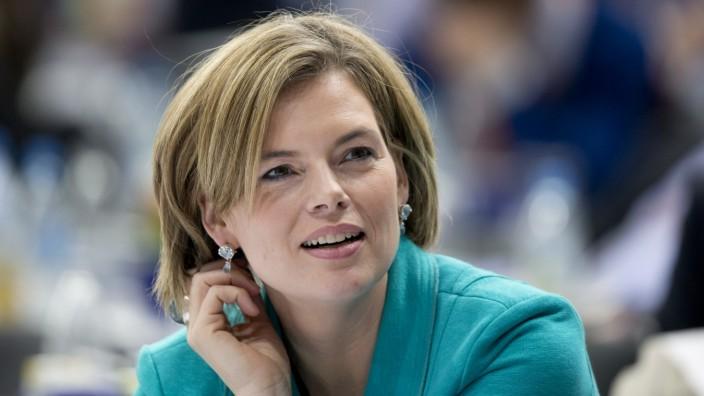 CDU-Vizevorsitzende Julia Klöckner