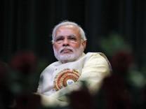 Hindu-Nationalist Narendra Modi