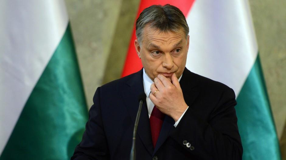 Viktor Orban Ungarn Wahl