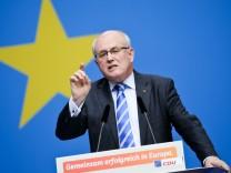 CDU Rente Kauder