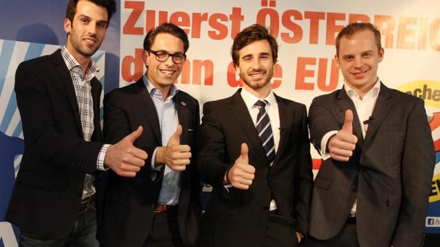Europawahl-Blog Rechtspopulismus in Europa