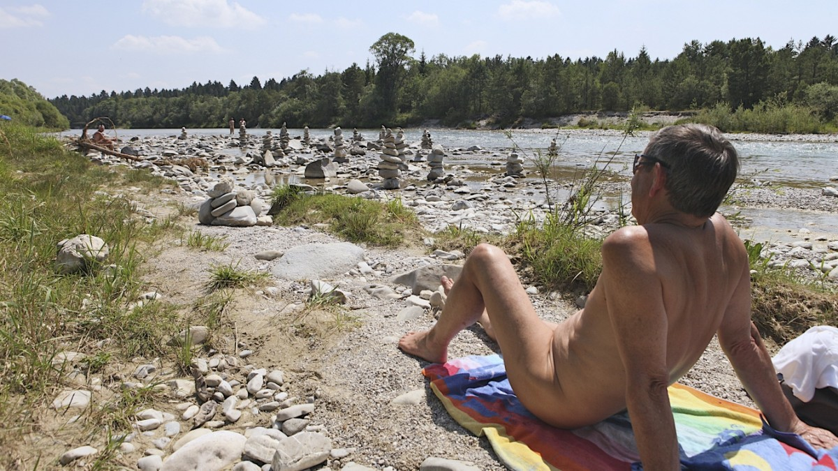 Nacktbaden nürnberg