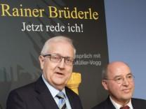 Brüderle Buch Jetzt rede ich Gysi Müller-Vogg FDP