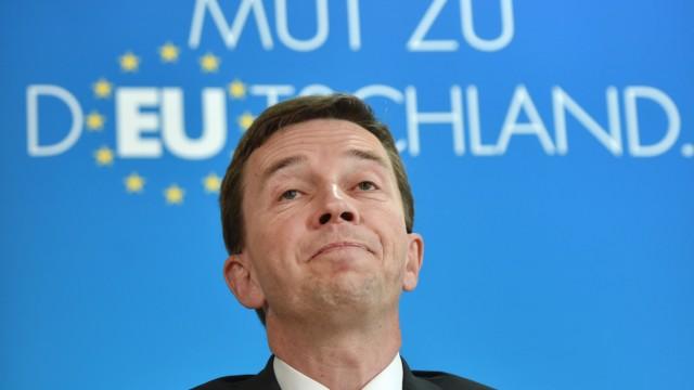 Pressekonferenz der Alternative für Deutschland