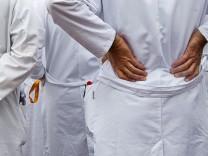 Streit ums Geld für Deutschlands Ärzte