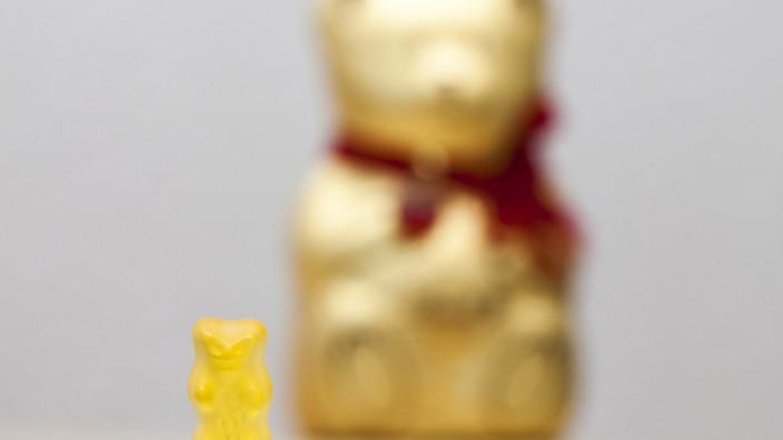 Goldbärenstreit Haribo und Lindt