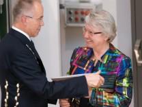 Annette Schavan erhält Ehrendoktortitel