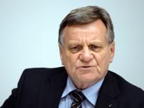 BER-Chef Hartmut Mehdorn