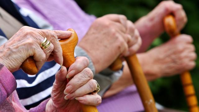 Armut im Alter