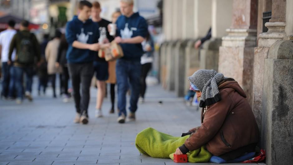 Obdachlosigkeit Wohnungslose