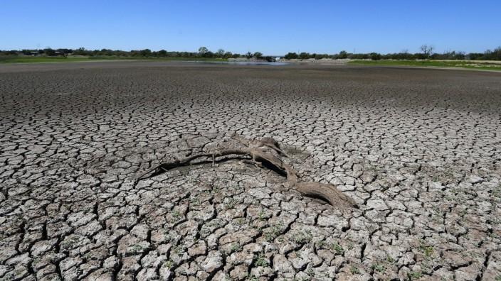 USA drought