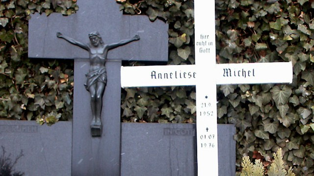 Grab Anneliese Michel - Klingenberg