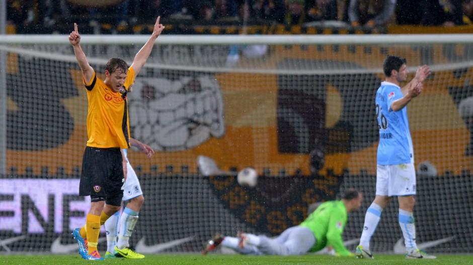 SG Dynamo Dresden - TSV 1860 München