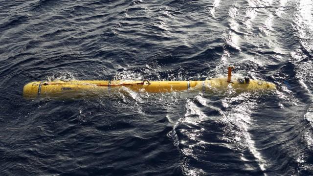 Bluefin-21 auf der Suche nach MH370