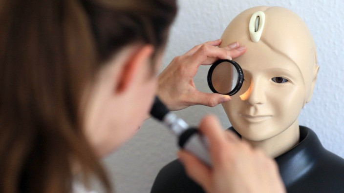 Medizinisches Ausbildungszentrum in Magdeburg eröffnet