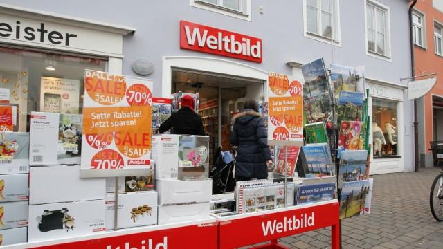 Weltbild Verlag Insolvente Verlagsgruppe
