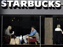 Starbucks in London