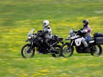 Gewichtsverteilung ist alles - Das Motorrad richtig packen