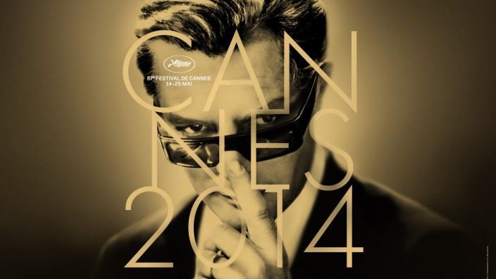 Festivalplakat von Cannes 2014
