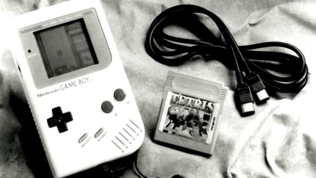 Grau wie die Vorzeit: Der Game Boy war der Prototyp aller Handhelds